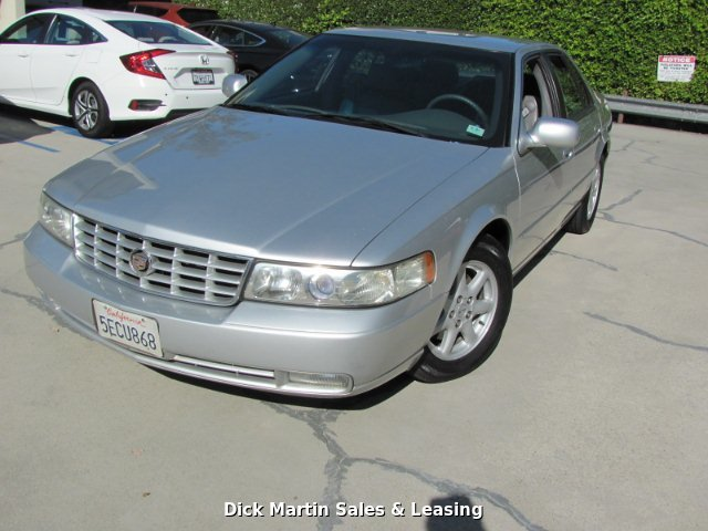 2003 Cadillac Seville SLS 4-Speed Automatic